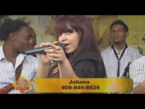 "Juliana O`Neal La Reina Del Mambo - Mujeres Beban ""En Vivo"" (Jan 23, 2011)"