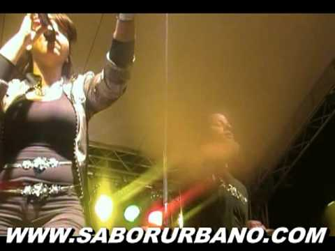 Juliana la Reina del mambo - Mujeres Beban en vivo San Cristobal