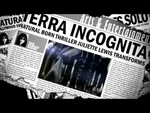 "Juliette Lewis - ""Terra Incognita"" The End Records"