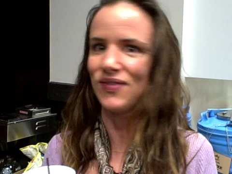 Juliette Lewis at the Foo Fighter`s rehearsal