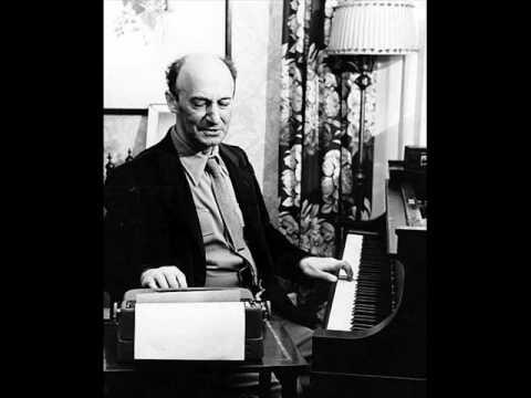 Arthur Loesser: Das Wohltemperierte Klavier, Book II, BWV 890 (Bach)