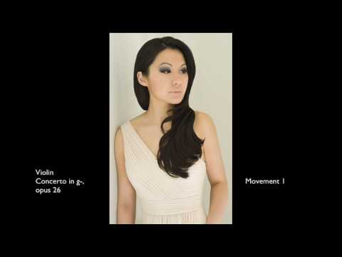 Sarah Chang: Bruch Concerto (Movement I)