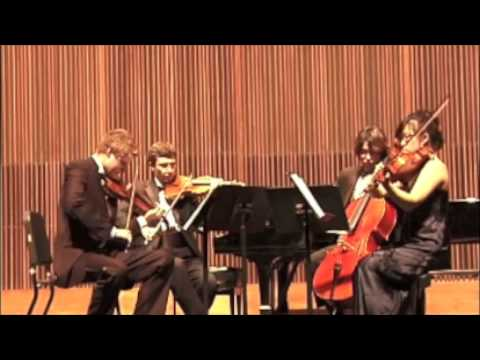 Shostakovich String Quartet No. 2 Movement I: Overture