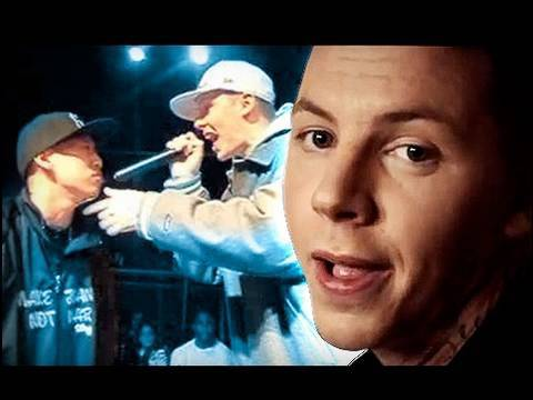 Professor Green `I Need You Tonight` vs Jin | MC Rap Battle