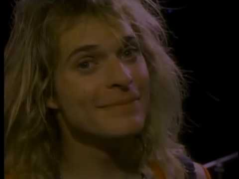 Van Halen - Jump (HQ music video)