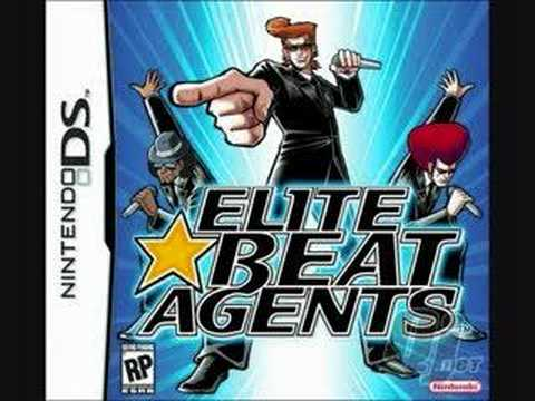Elite Beat Agents-Jumpin` Jack Flash