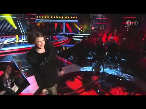 Linnea Henriksson - Jumpin` Jack Flash [Idol 2010]