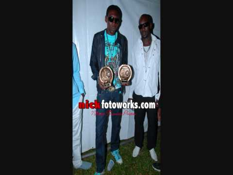 Vybz Kartel - Wine Fi Mi Nuh {Bank Robbers riddim} JUNE 2010 (Don Corleon Prod)