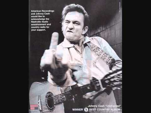 Johnny Cash Everybody loves a nut.wmv