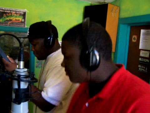 Junebud and Steddy P Freestyle at 89.5 KOPN