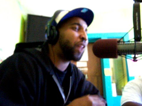 Junebud and Steddy P Freestyle at 89.5 KOPN II