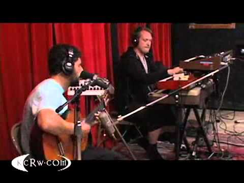 "Junip performing ""Rope And Summit"" on KCRW"
