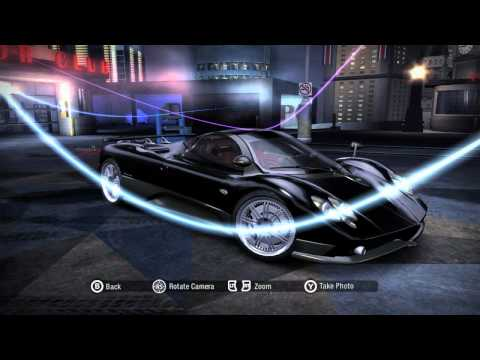 NFS Carbon Soundtrack Feel The Rush (Junkie XL Remix) -- Melody