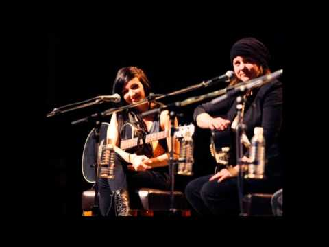 River (Acoustic) Live w/ Intro - Juno Songwriters` Circle 2010 - LIGHTS