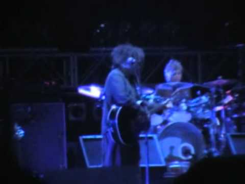 07.The Cure - Jupiter Crash (Live Napoli, 20 giugno 2004).wmv