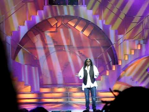 Whoopi Goldberg - Just For Laughs Montreal 24.07.2009 part2