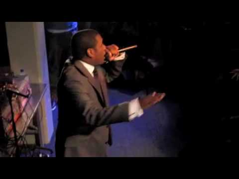 Jay Electronica Live at London`s Jazz Cafe (Act 1)