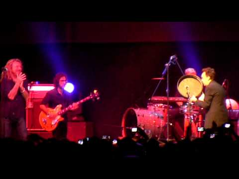 Robert Plant with Justin Adams & Juldeh Camara - Four Sticks
