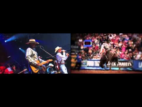 Justin McBride-Cadillac Cowboy; From Live at Billy Bob`s Texas, available October 19th, 2010