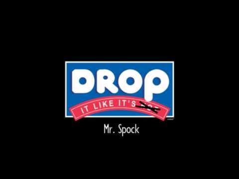 Snoop Dogg vs. Justin Martin - Drop It Like Mr Spock (Kit McBride Mash-Up)