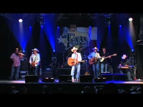 Justin McBride-Rodeo Man From Live at Billy Bob`s Texas, available October 19th, 2010