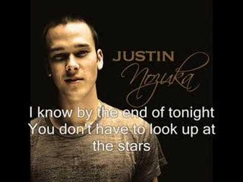 Justin Nozuka - After Tonight - With Lyrics!