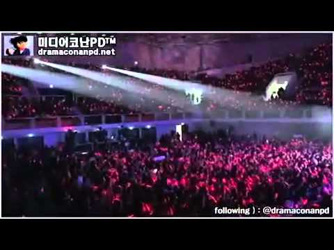 [Part1]~`THE BEGINNING`~JYJ Worldwide Showcase in Seoul~12.Oct.2010.[Performances]