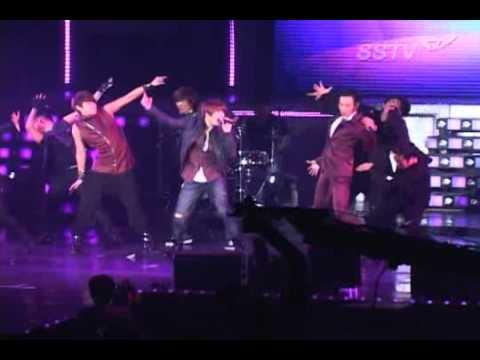 [SSTV] 101012 JYJ Showcase in Seoul