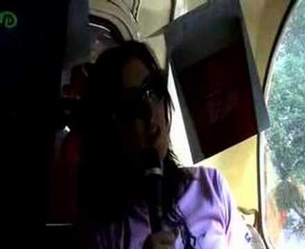 AKG On Brit Bus Tour 2007