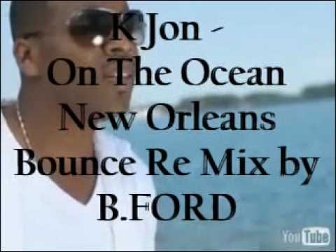 K`Jon - On The Ocean Club MIX