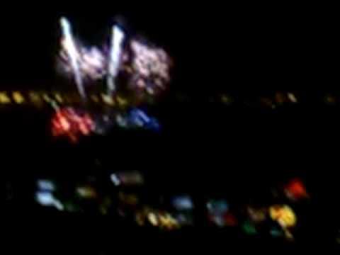 Kaboom Fireworks 2009 - Star Wars