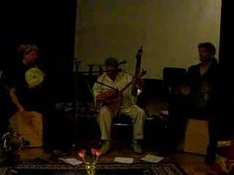 """Jewish and World Music, RebbeSoul plays """"Kaddish"""""""