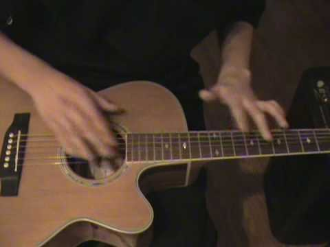 August Rush Acoustic Guitar Slap