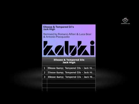 Ellesse & Tempered D... - Jack High // Kaluki Musik