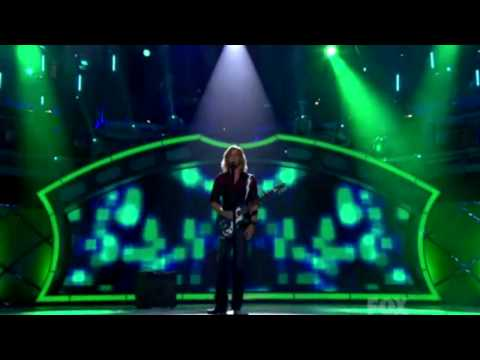 Casey James - Its All Over Now - American Idol 2010 - TOP 12