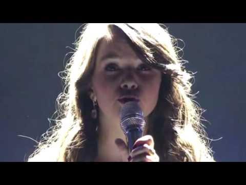 Katie Stevens - Wild Horses - American Idol 2010 - TOP 12