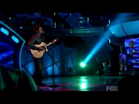 Lee Dewyze - Beast of Burden - American Idol 2010 - TOP 12
