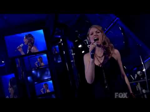 Didi Benami - Play with Fire - American Idol 2010 - TOP 12