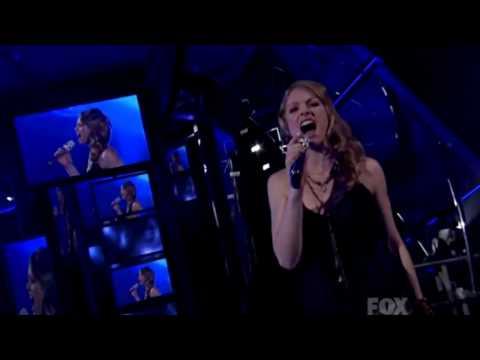 Didi Benami - Play with Fire - American Idol 2010 - TOP 12