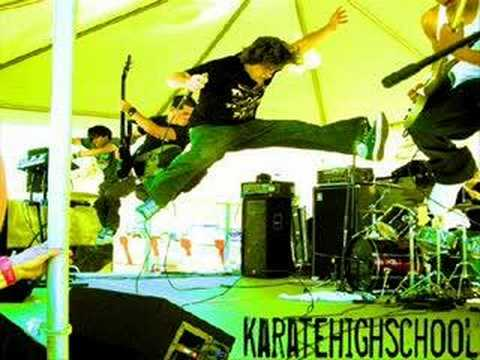 Karate High School - What are those scientists up to?