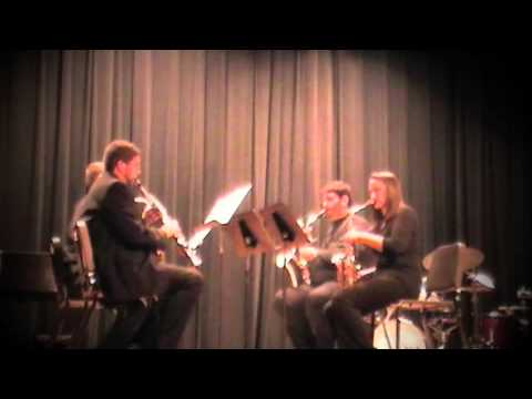 Suite No. 2 for Saxophone Quartet by Walter S. Hartley