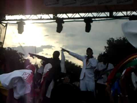 JMC 3veni Performing Palance Caribana 2010
