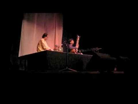 Kartik Seshadri - 1 of 2 Raga Behag live: Tahoe Cultural As