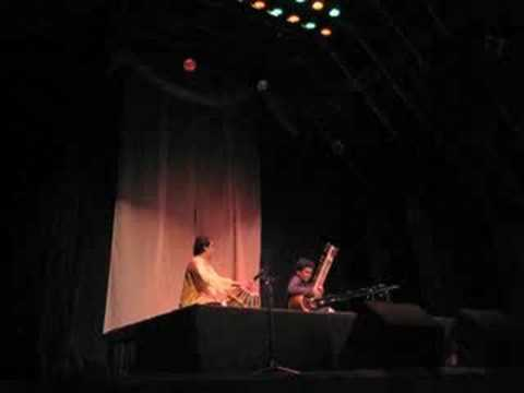 Kartik Seshadri - 2 of 2 amazing Raga Behag live: Tahoe Cultural As