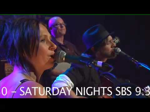 Kasey Chambers & Shane Nicholson duet on RocKwiz