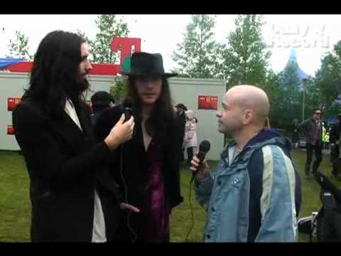 T in the Park 2010: Kassidy interview