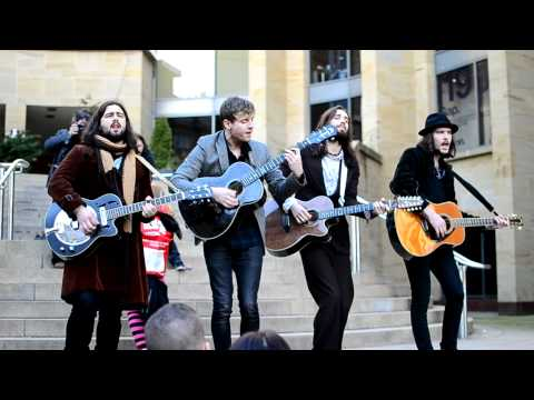 Kassidy - I Don`t Know (Live acoustic set on Buchanan st)