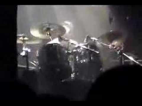 Martin Maurais (Kataklysm) drum solo