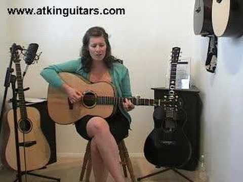 Atkin Guitars (Kate Walsh - Your Song)