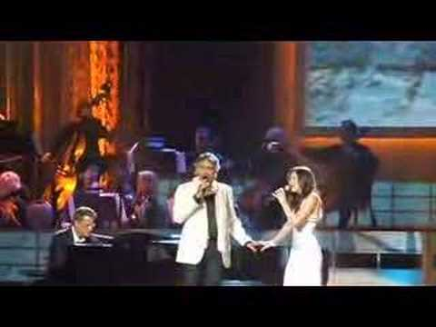 "Katharine McPhee & Andrea Bocelli Singing ""The Prayer."" Plus: Finale Footage"